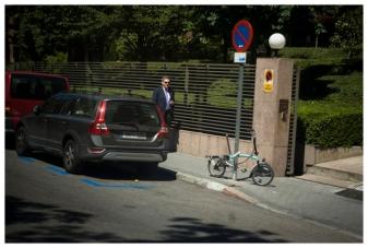 Fußgänger (pedestrian)