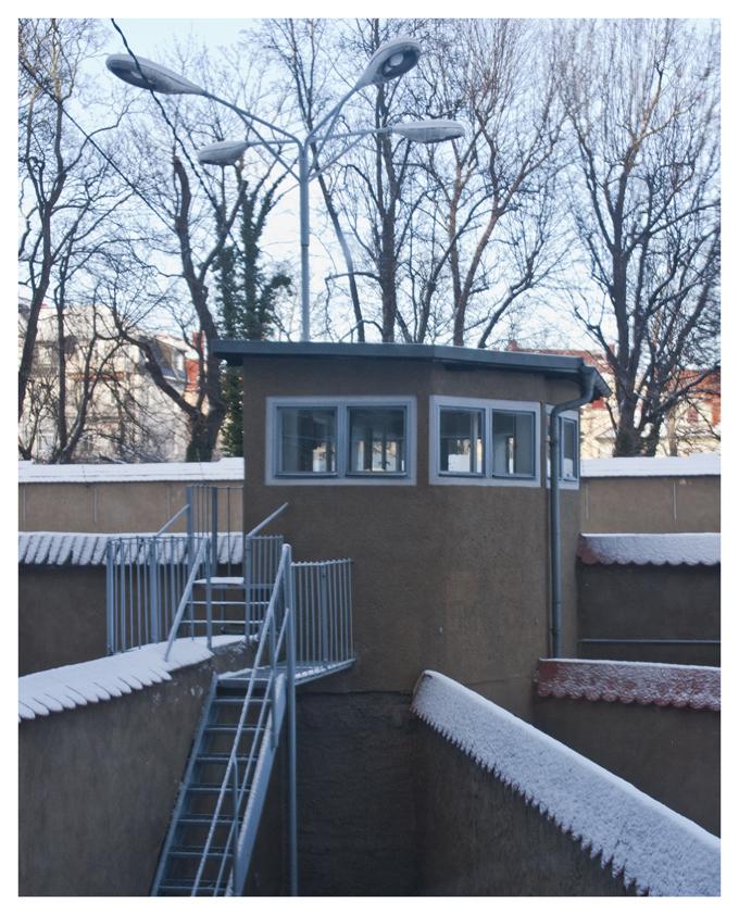 Der Wachturm (The watchtower.)