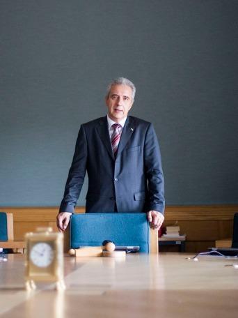 Stanislaw Tillich (CDU), Ministerpräsident a.D.