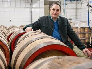 Michael Heinrich, Braumeister. (Brewmaster.)