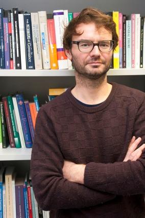 Thomas Rixen, Professor für Politikwissenschaft. (Professor of Political Science)