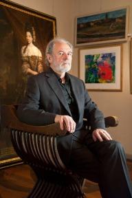 Joseph Schlosser, Kunstauktionator