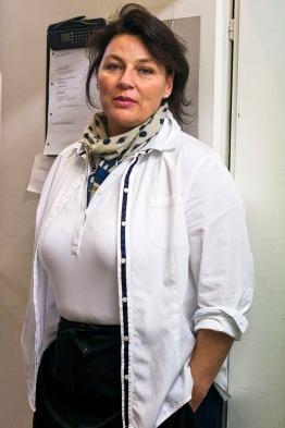 Cora Graupner, Confiseurin