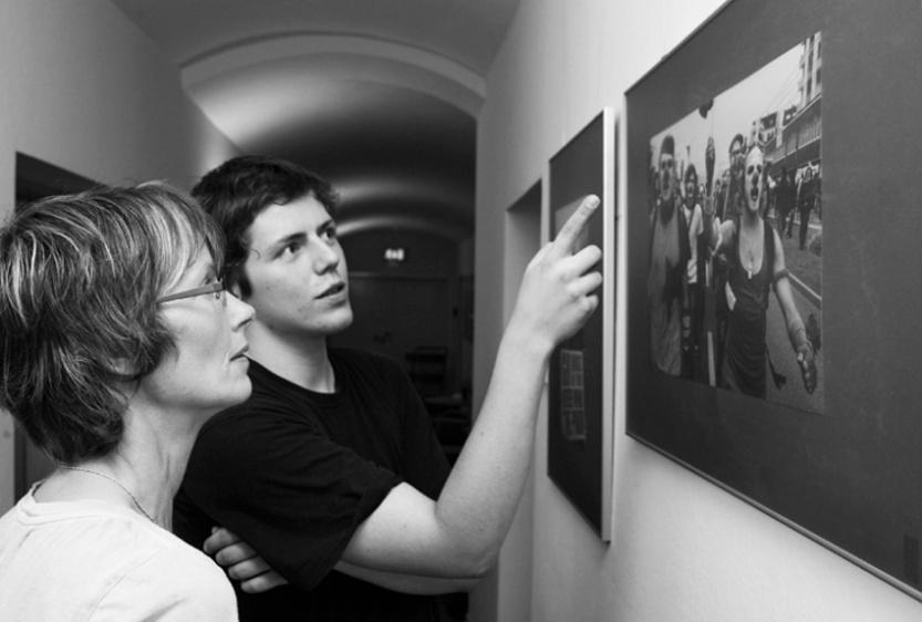 Fotoausstellung G8-Gipfel A.Roßbach