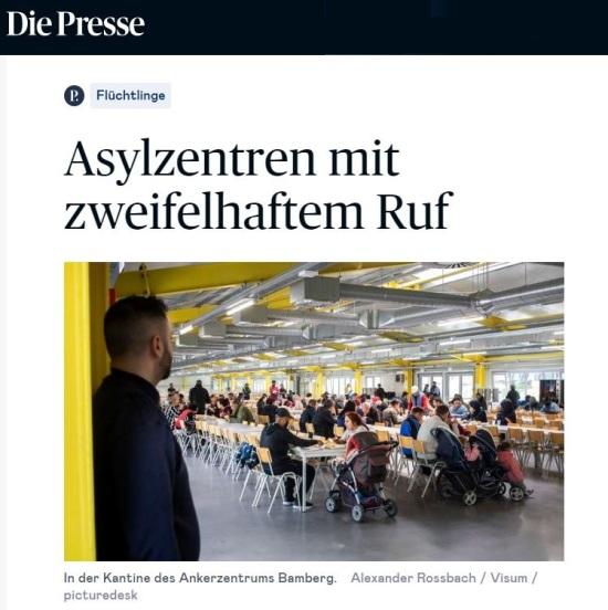 2020-03-18 tearsheet online Die Presse